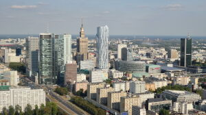 Warszawa jak Dubaj i Katmandu. Ranking najlepszych miast do życia