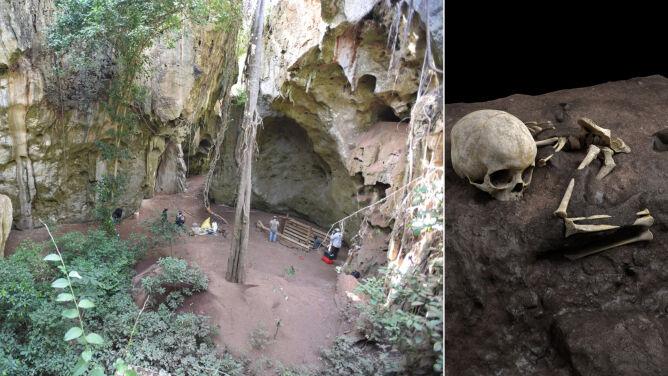 Odkryto najstarszy grób człowieka w Afryce. Pochowano w nim dziecko