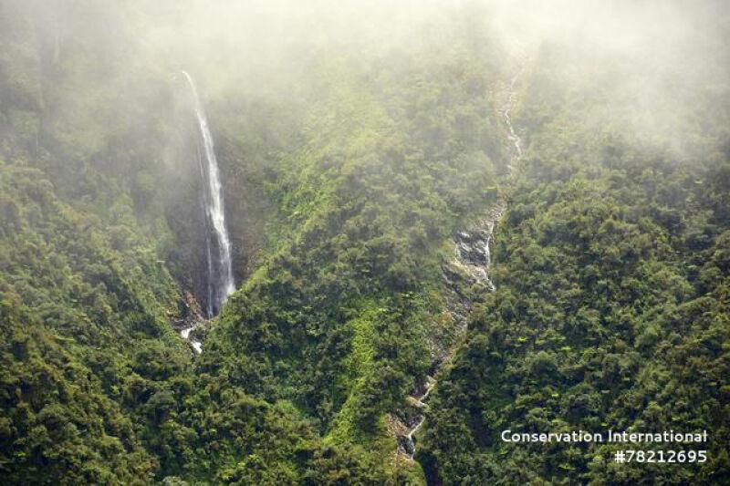 Dolina Zongo w boliwijskich Andach (Trond Larsen)