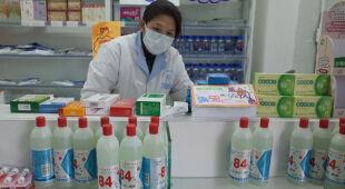 Minister zdrowia o wysyłaniu próbek do laboratorium w Charite